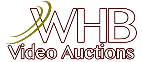 WHB Video Auctions Logo