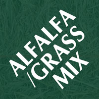Alfalfa/Grass Mix